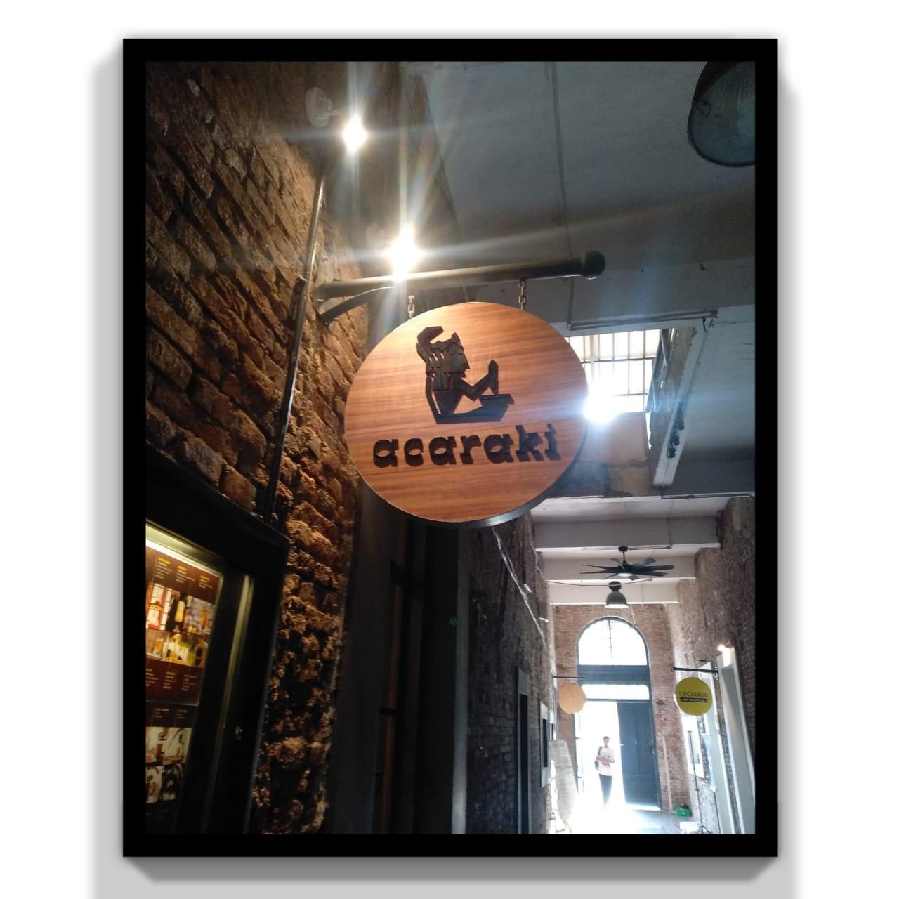Acaraki Cafe