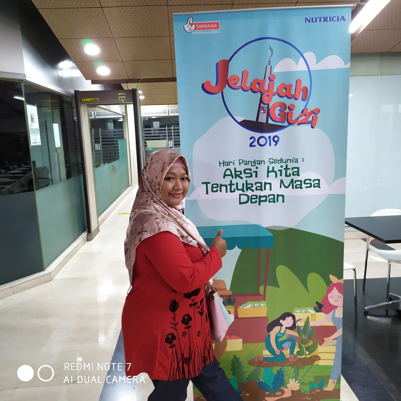 Jelajah gizi Bogor