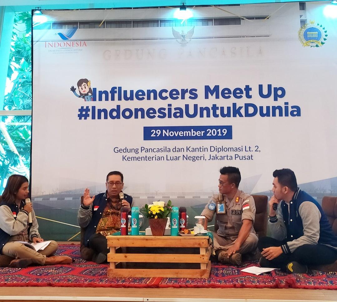 Indonesia di DK PBB