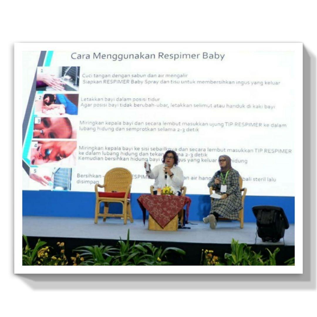 Talkshow Bersama Respimer