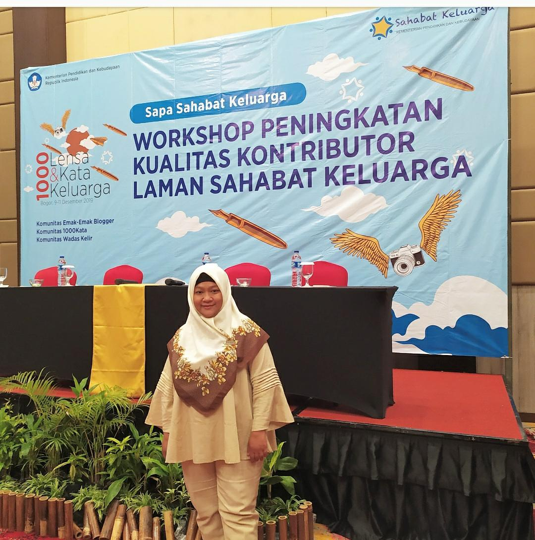 Workshop Kemendikbud