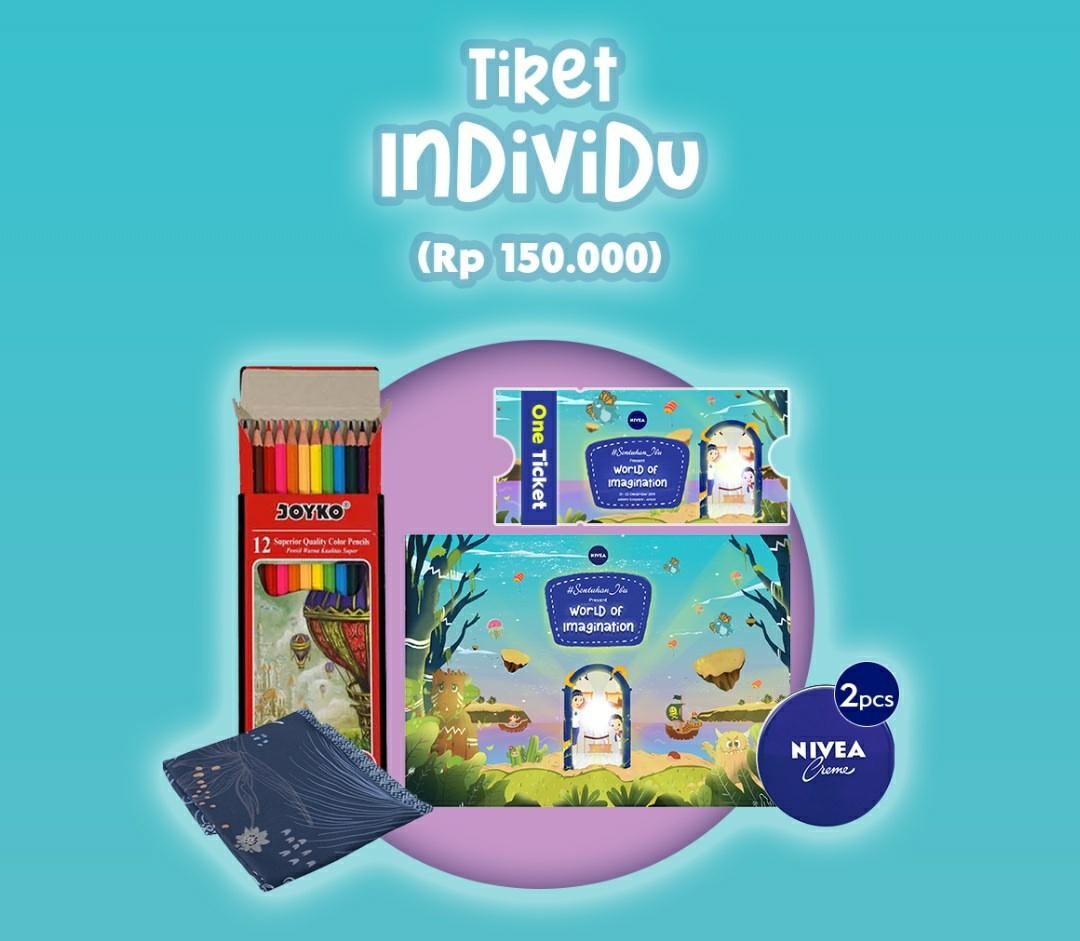 Paket Individu World of Imagination