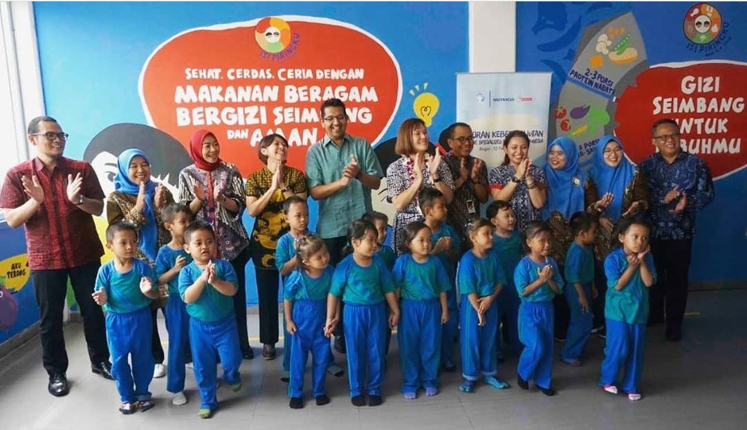 Program CSR Danone Indonesia