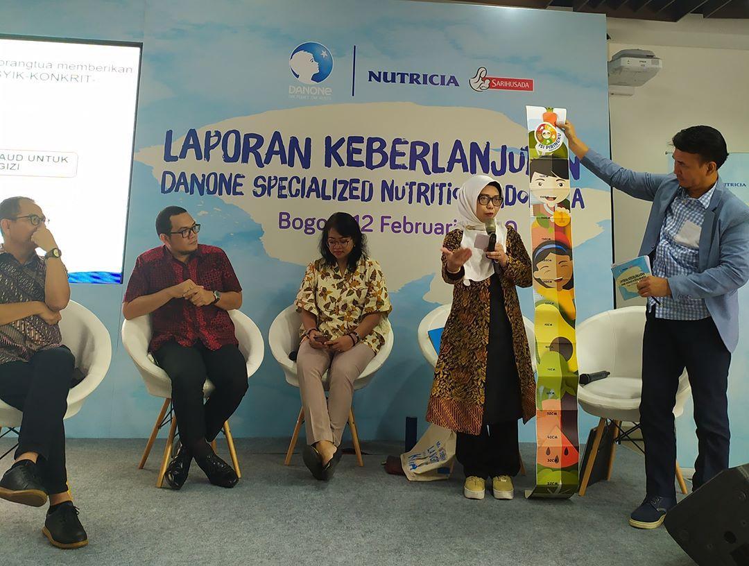 Sustainability program yang dilakukan Danone Indonesia