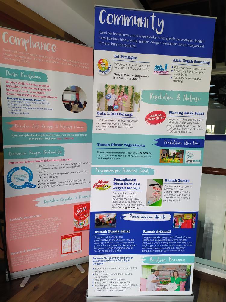 6 pilar perusahaan Danone Indonesia