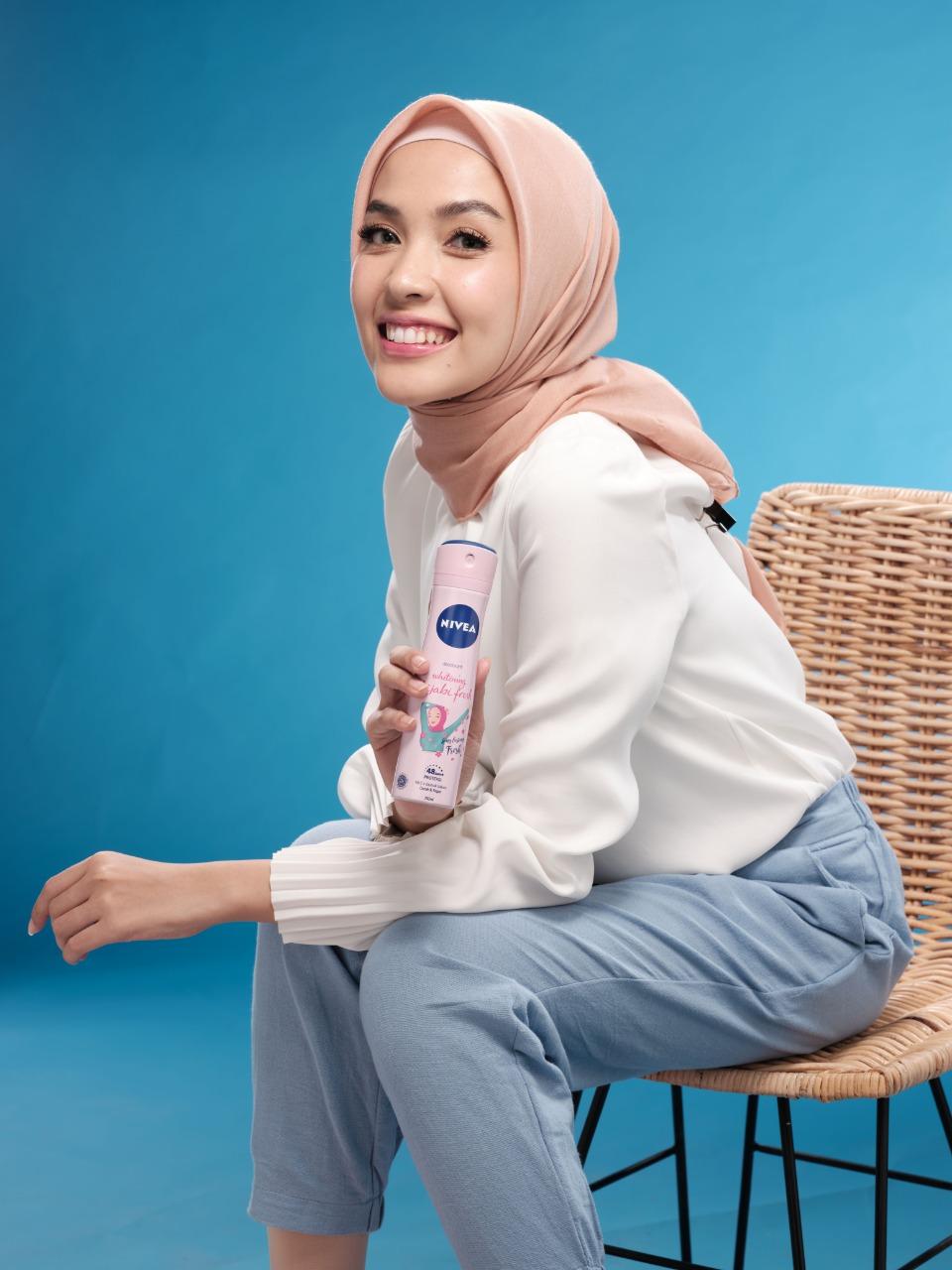 NIVEA Whitening Hijab Fresh Deo Spray
