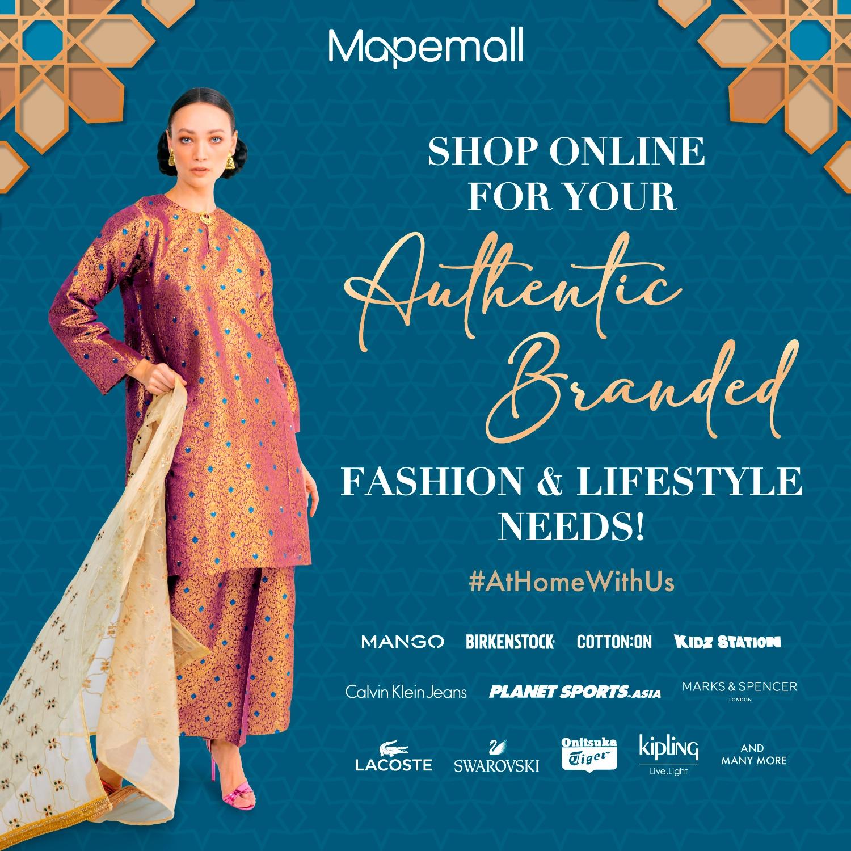 Shopping online di Mapemall