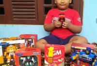 Stimulasi tumbuh kembang anak melalui hobinya
