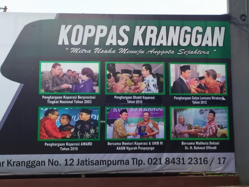 Koppas Kranggan, Bekasi