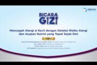 Bicara Gizi Danone Indonesia