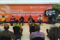 Soft launching Pusat Konsultasi KUKM Center of Excellence di Smesco