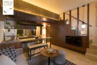 Freja Suites dengan interior yang indah