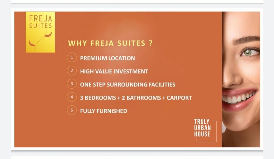 Alasan harus punya Freja Suites