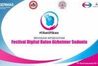 Festival Digital Bulan Alzheimer Sedunia