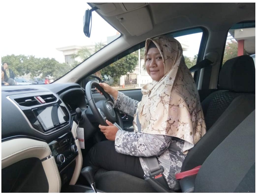 Toyota Rush pilihan keluarga