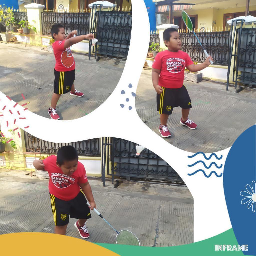 Melakukan aktivitas fisik agar selalu sehat