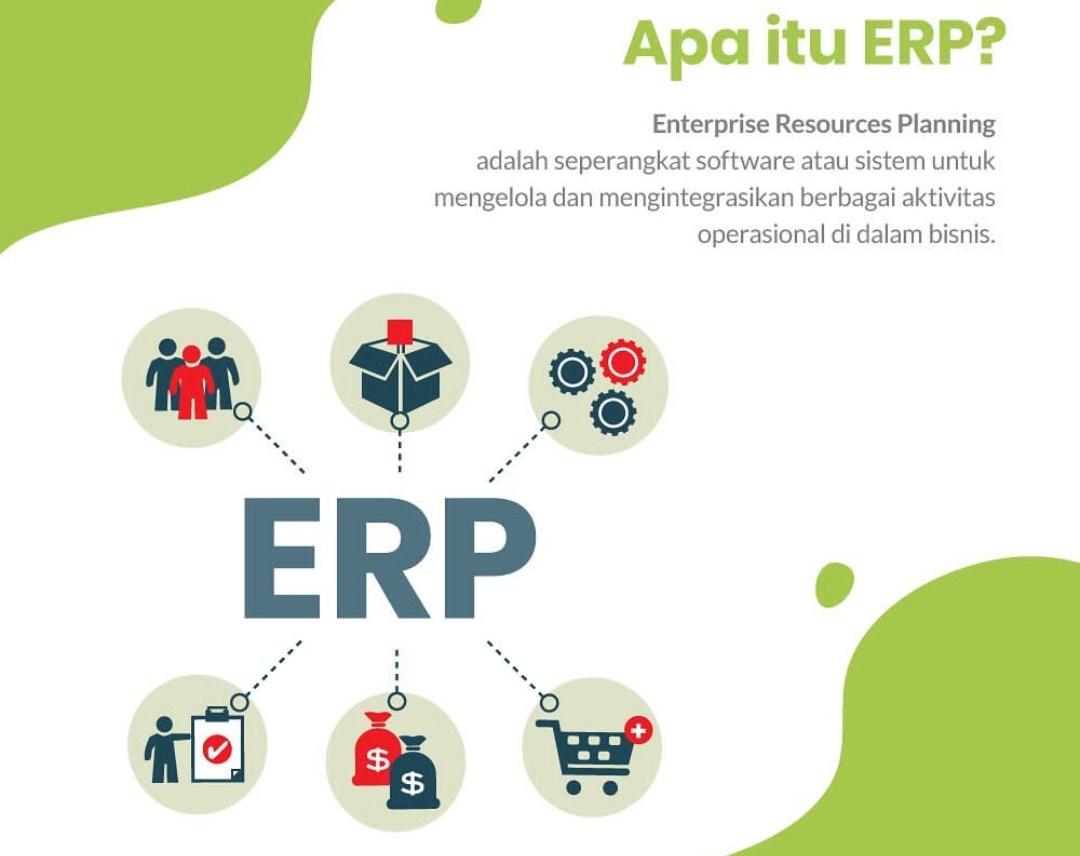 Mengenal sistem cloud ERP