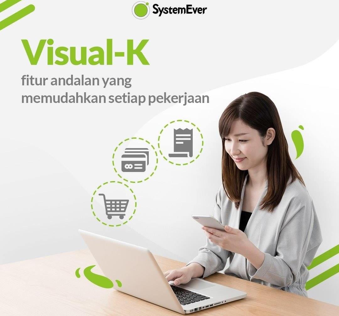 Visual-K fitur andalan ERP
