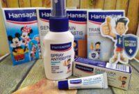 Hansaplast dengan Bacteria Shield