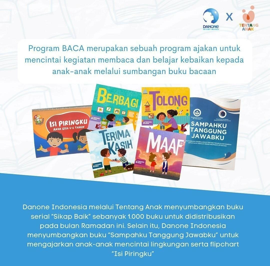 Buku bacaan bagi anak