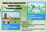 Kelola Sampah melalui e-Learning Interaktif