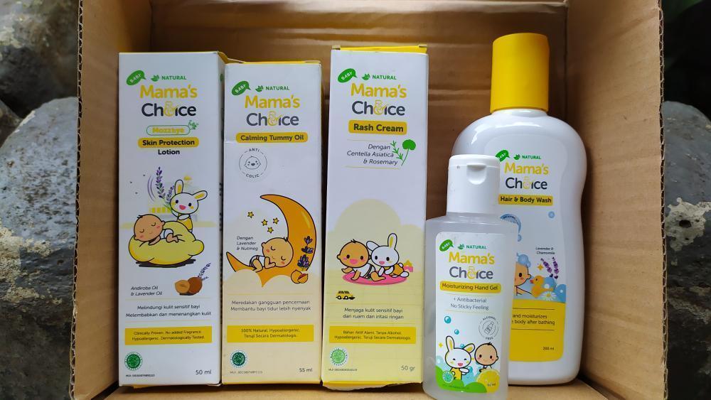 Beli produk Mama's Choice Baby Series