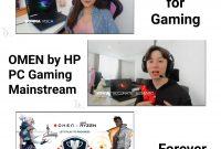 Laptop pilihan para gamers