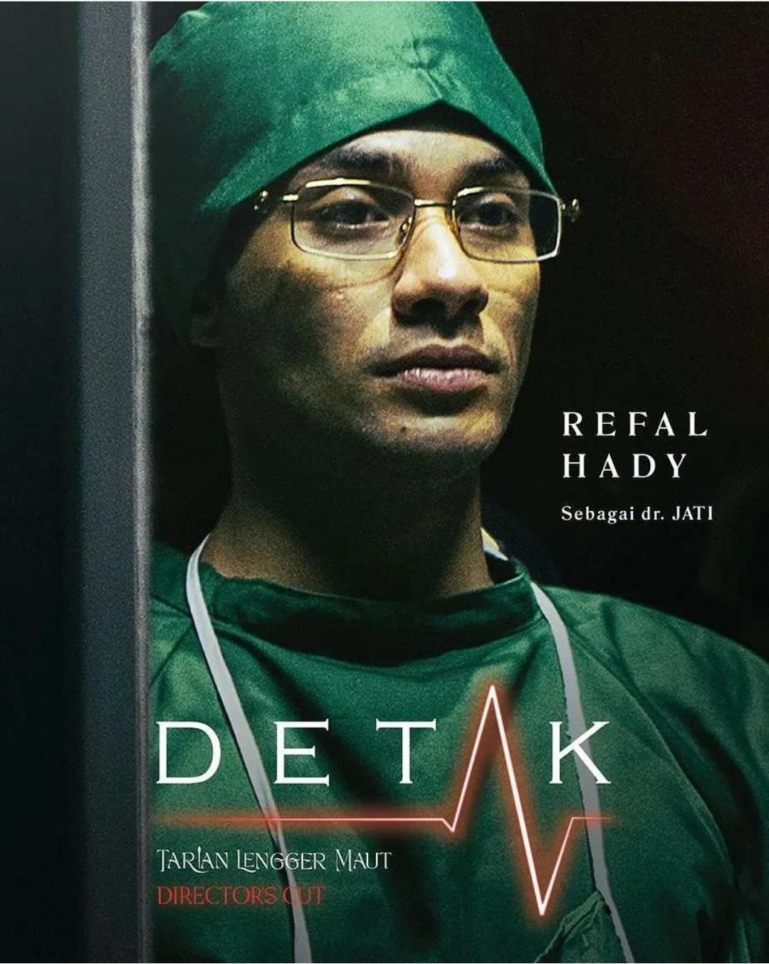 dr. Jati yang terobsesi dengan detak jantung